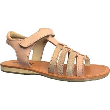 Chaussures Fille Sandales et Nu-pieds Noel Sidni rose