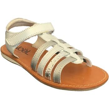 Chaussures Fille Sandales et Nu-pieds Noel Sydni Argent