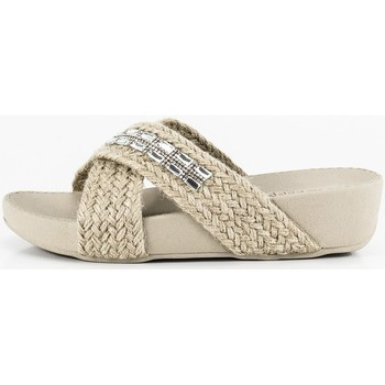 Chaussures Femme Mules Gioseppo 62375 Beige