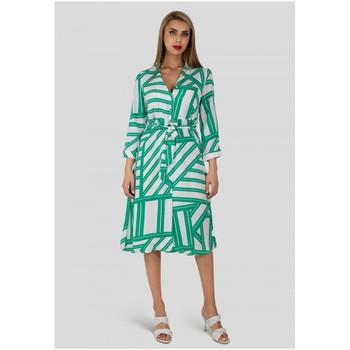 Vêtements Femme Robes longues Kebello Robe longue Taille : F Vert S Vert