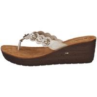 Chaussures Femme Tongs Inblu GM 37 Jaune