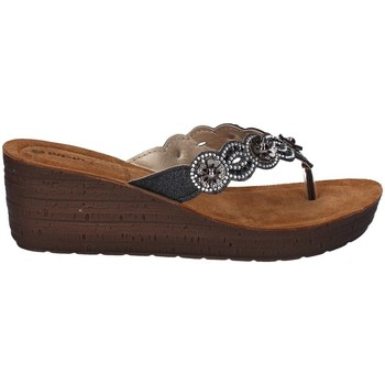 Chaussures Femme Tongs Inblu GM 37 NOIR