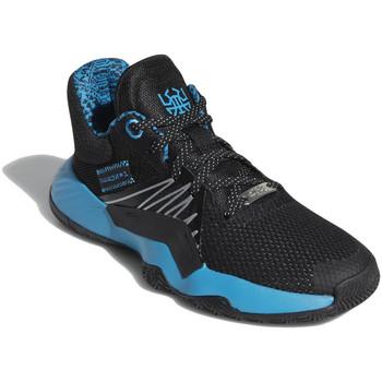 Chaussures Enfant Basketball adidas Originals D.O.N. Issue 1 J Noir