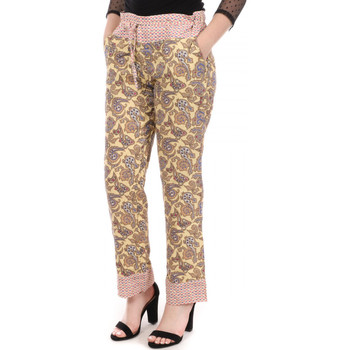 Vêtements Femme Chinos / Carrots Scotch & Soda 131454-A Beige