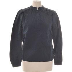 Vêtements Femme Tops / Blouses Galeries Lafayette Blouse  36 - T1 - S Bleu