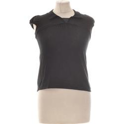 Vêtements Femme Tops / Blouses Kookaï Top Manches Courtes  36 - T1 - S Noir