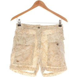 Vêtements Femme Shorts / Bermudas Fusalp Short  36 - T1 - S Beige