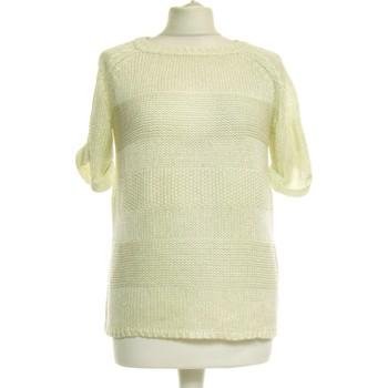Vêtements Femme Pulls Burton Pull Femme  38 - T2 - M Blanc