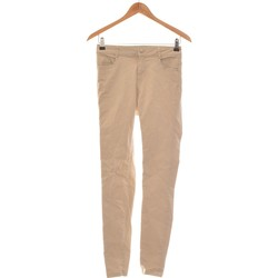 Vêtements Femme Jeans slim Pimkie Jean Slim Femme  36 - T1 - S Beige