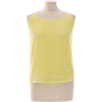Vêtements Femme Débardeurs / T-shirts sans manche Little Marcel Débardeur  34 - T0 - Xs Jaune
