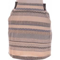 Vêtements Femme Jupes Version Originale Jupe Courte  38 - T2 - M Bleu
