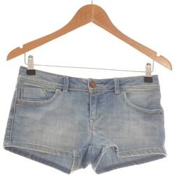 Vêtements Femme Shorts / Bermudas Pimkie Short  36 - T1 - S Bleu