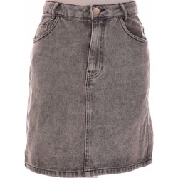 Vêtements Femme Jupes Camaieu Jupe Courte  34 - T0 - Xs Gris