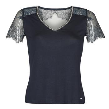 Vêtements Femme T-shirts manches courtes Morgan DEXIA Marine