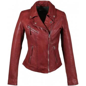 Vêtements Femme Blousons Oakwood CLIPS 6 FEU 509 Rouge