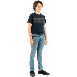 Vêtements Garçon Jeans skinny Levi's 510 skinny fit l5d burbank bleu