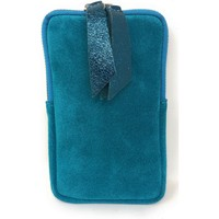 Sacs Femme Pochettes / Sacoches Oh My Bag LOUVRE Bleu canard