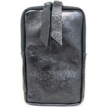 Sacs Femme Pochettes / Sacoches Oh My Bag LOUVRE Argent foncé