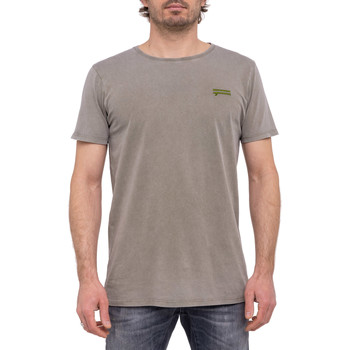 Vêtements Homme T-shirts manches courtes Pullin T-shirt  PLAINFINNHERB VERT
