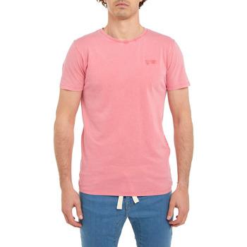 Vêtements Homme T-shirts manches courtes Pullin T-shirt  PLAINFINNRED ROUGE