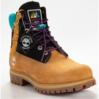 Chaussures Homme Boots Timberland premium waterproof boot wheat nubuck Camel