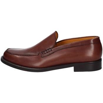 Chaussures Homme Mocassins Hudson F06 MARRON