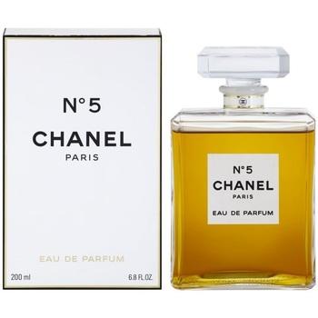 Beauté Femme Eau de parfum Chanel N°5 - eau de parfum - 200ml - vaporisateur N°5 - perfume - 200ml - spray