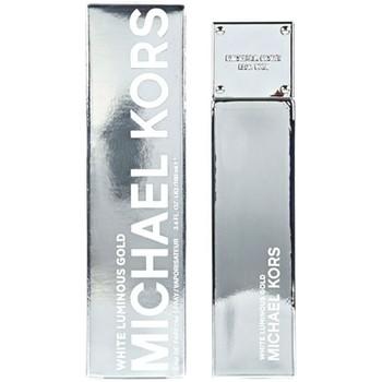 Beauté Femme Eau de parfum MICHAEL Michael Kors White Luminous Gold - eau de parfum - 100ml - vaporisateur White Luminous Gold - perfume - 100ml - spray