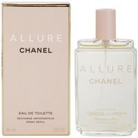 Beauté Femme Eau de parfum Chanel Allure Recarga - eau de toilette - 60ml - vaporisateur Allure Recarga - cologne - 60ml - spray
