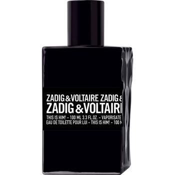 Beauté Homme Eau de parfum Zadig & Voltaire This is Him - eau de toilette - 100ml - vaporisateur This is Him - cologne - 100ml - spray