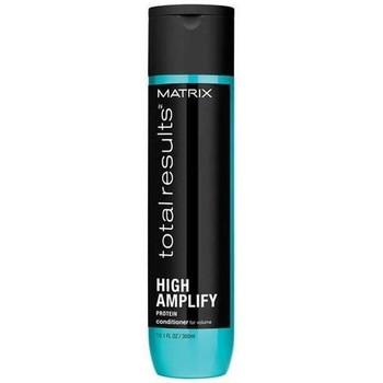 Beauté Femme Soins & Après-shampooing Matrix Total Results Amplify Acondicionador - 300ml Total Results Amplify Acondicionador - 300ml