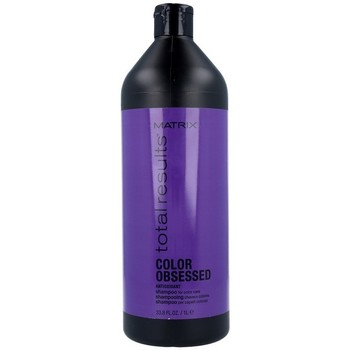 Beauté Femme Shampooings Matrix Total Results Acondicionador Color Obsessed - 1000ml Total Results Acondicionador Color Obsessed - 1000ml
