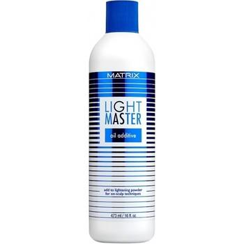 Beauté Femme Soins & Après-shampooing Matrix Light Master Aditivo Para Decorar Con Aceite - 473ml Light Master Aditivo Para Decorar Con Aceite - 473ml