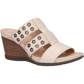 Chaussures Femme Mules Geox D928TB 06Y43 D DOROTHA Hueso