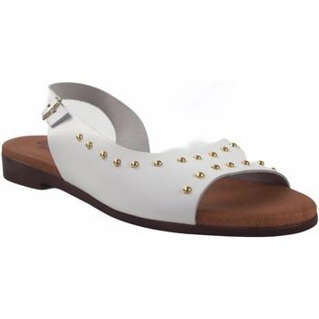 Chaussures Femme Sandales et Nu-pieds Eva Frutos 9106 blanc Blanc