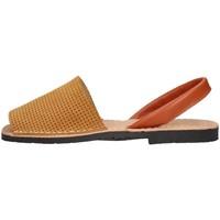 Chaussures Femme Sandales et Nu-pieds Ska 21 Caprera Djp santal Femme Marron