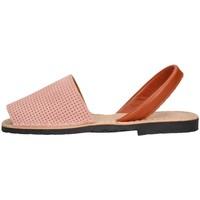 Chaussures Femme Sandales et Nu-pieds Ska 21 Caprera Djp santal Femme Rose