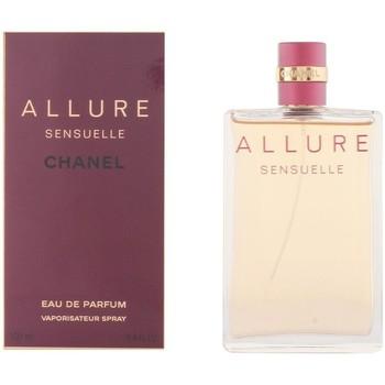 Beauté Femme Eau de parfum Chanel Allure Sensuelle - eau de parfum - 100ml - vaporisateur Allure Sensuelle - perfume - 100ml - spray