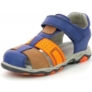 Chaussures Garçon Sandales et Nu-pieds Aster Bonite MARINE