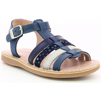 Chaussures Fille Sandales et Nu-pieds Aster Drolote MARINE