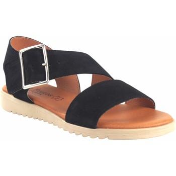 Chaussures Femme Sandales et Nu-pieds Eva Frutos 1218 noir Noir