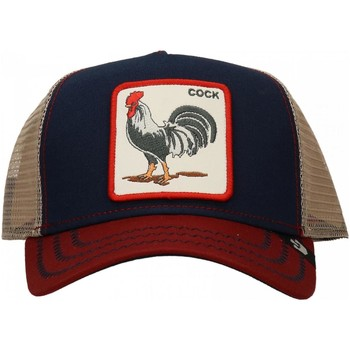 Accessoires textile Homme Casquettes Goorin Bros ALL AMERICAN ROOSTER navy