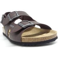 Chaussures Homme Sandales et Nu-pieds Geox SANDAL GHITA U029VB MARRON