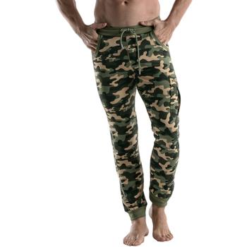 Vêtements Homme Slip Bain Double Binding Code 22 Pantalon jogging Force Code22 Camouflage