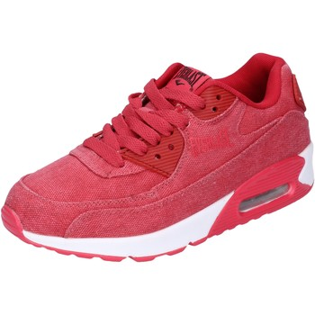 Chaussures Femme Baskets basses Everlast BH474 Rouge