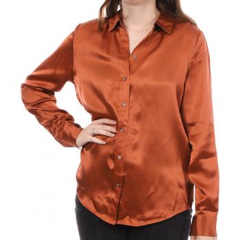 Vêtements Femme Chemises / Chemisiers Scotch & Soda 136733-1178 Orange