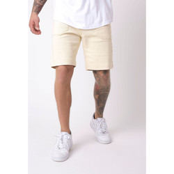 Vêtements Homme Shorts / Bermudas Project X Paris Short Ivoire