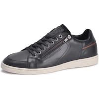 Chaussures Homme Baskets basses Chaussures Redskins FICUSI NOIR COGNAC Noir