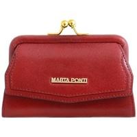 Sacs Femme Porte-monnaie Marta Ponti Prisma B120539 Vermelho