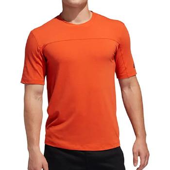Vêtements Homme T-shirts manches courtes adidas Originals FL4782 Orange